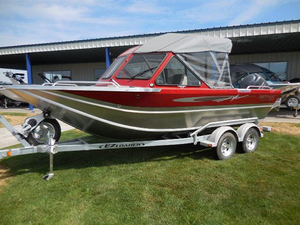 New Northwest Boats 196 Freedom Outboard Aluminum Fishing Boat For Sale
