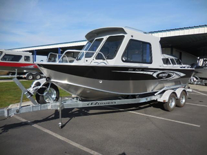 New Hewescraft 200 Pro-V HT/ET Aluminum Fishing Boat For Sale