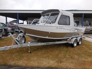 New Hewescraft 190 Sea Runner HT w/ ET Aluminum Fishing Boat For Sale