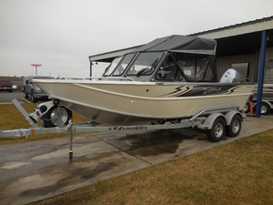New Weldcraft 202 Rebel Outback Aluminum Fishing Boat For Sale