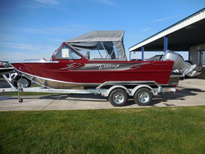 New Weldcraft 201DV Maverick Aluminum Fishing Boat For Sale