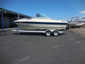Used Sea Swirl 20 Cuddy Cabin Boat For Sale