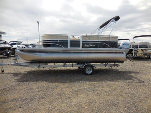 New Sunchaser DS 8520 3.0 FISH CRS Pontoon Boat For Sale
