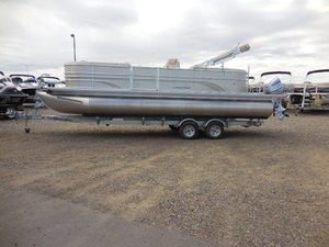 New Sunchaser Eclipse 8523 LR DH Pontoon Boat For Sale