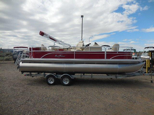 New Sunchaser Classic 8522 4.0 EXPClassic 8522 4.0 EXP Aluminum Fishing Boat For Sale