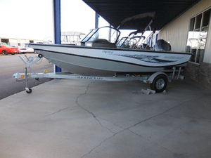 New Smoker Craft 172 Osprey DC Aluminum Fishing Boat For Sale
