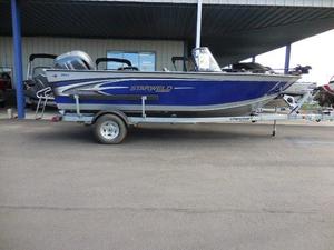 New Starweld 2000 DC Aluminum Fishing Boat For Sale
