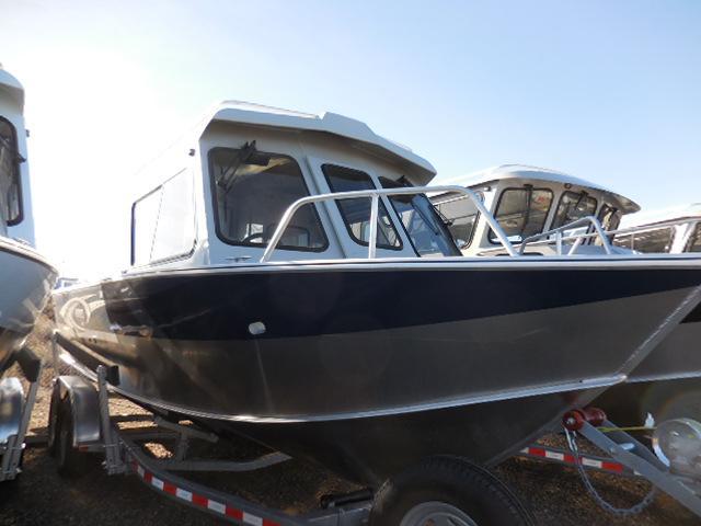 2016 new hewescraft 26 alaskan aluminum fishing boat for for Alaska fishing boats for sale