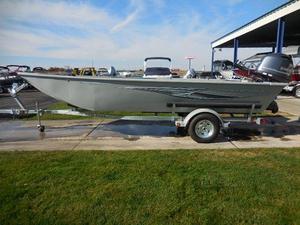 New Smoker Craft 1866 Pro Sportsman Aluminum Fishing Boat For Sale
