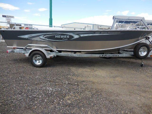 New Hewescraft 200 Open Fisherman Aluminum Fishing Boat For Sale