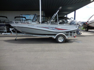 New Smoker Craft Pro Tracer 162 Aluminum Fishing Boat For Sale
