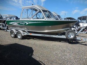 New Hewescraft 190 Sea Runner Aluminum Fishing Boat For Sale