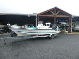 Used Sea-Pro SV2100 Bay Boat For Sale
