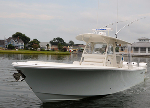 Used Regulator 34SS Saltwater Fishing Boat For Sale