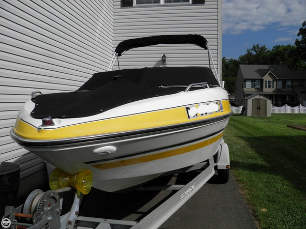 Used Glastron GT 205 Bowrider Boat For Sale