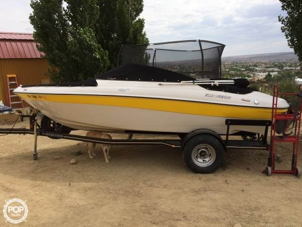 Used Four Winns 19 Horizon Bowrider Boat For Sale