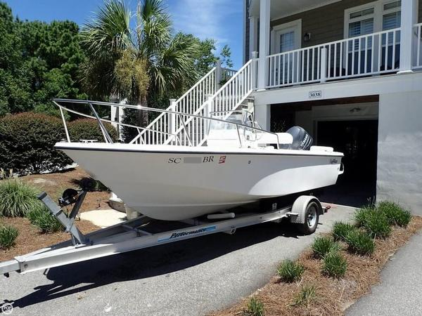 Used Edgewater 175CC Center Console Fishing Boat For Sale