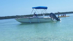 Used Cape Craft 18 Bay Boat For Sale
