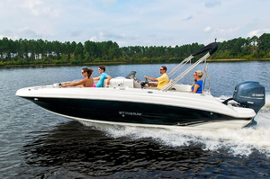 New Stingray Boats 212SC Deck Boat For Sale