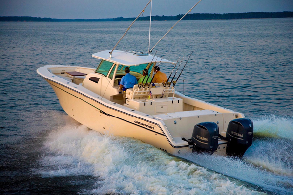 New Grady White Canyon 376 Center Console Fishing Boat For Sale