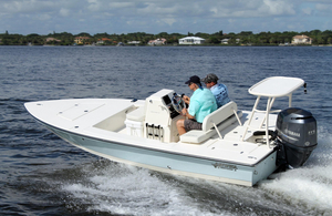 New Hewes Redfisher 18 Center Console Fishing Boat For Sale
