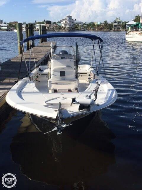 Used Tidewater 2200 Carolina Bay Boat For Sale