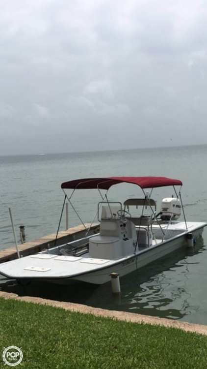 2009 used majek ultra cat 22 flats fishing boat for sale for Port isabel fishing