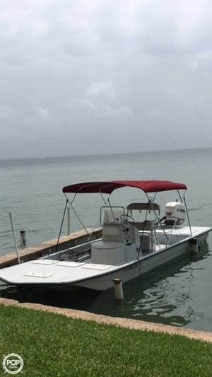 Used Majek Ultra Cat 22 Flats Fishing Boat For Sale