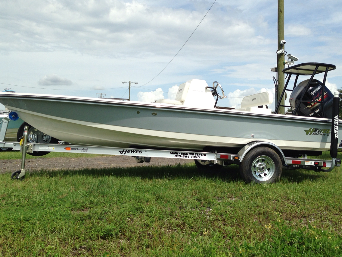 2017 new hewes redfisher 18 flats fishing boat for sale for Flats fishing boats