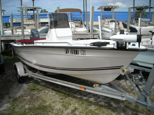 Used Cape Craft 16 Center Console Center Console Fishing Boat For Sale