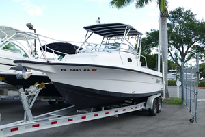 Used Angler 2500WA Saltwater Fishing Boat For Sale