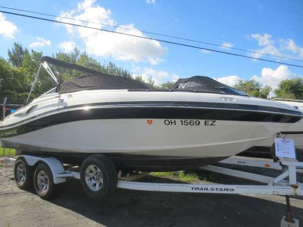 Used Rinker Captiva 216 BR Bowrider Boat For Sale