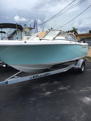 New Key West 203 DFS Dual Console Boat For Sale