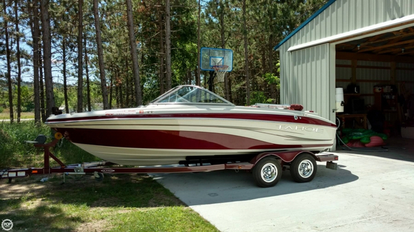 Used Tahoe Q6 Sport Bowrider Boat For Sale