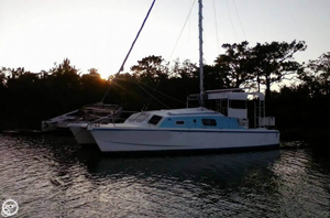 Used Prout Snowgoose 35 Catamaran Sailboat For Sale