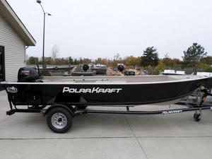 New Polar Kraft DKV1778WT Center Console Fishing Boat For Sale