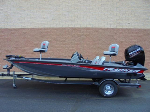 New Tracker Pro Team 195 TXW Aluminum Fishing Boat For Sale