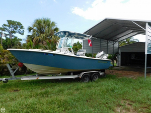 Used Everglades 211 CC Center Console Fishing Boat For Sale