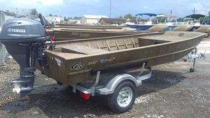 New G3 1652 VBW Jon Boat For Sale