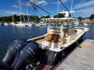 Used Scout Boats 345 XSF Sports Fishing Boat For Sale