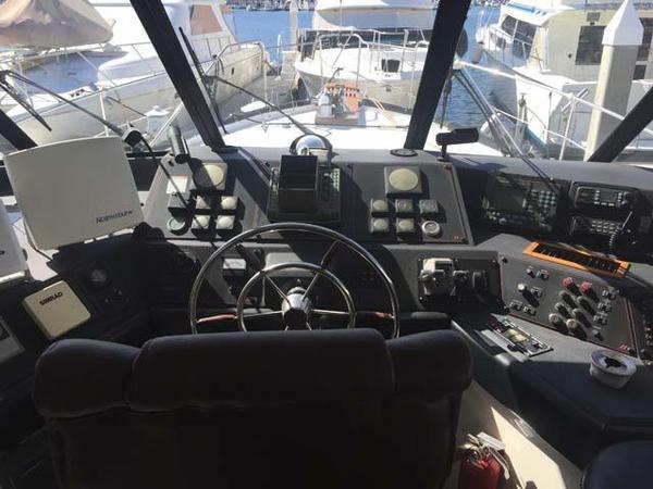 Used Bayliner 4588 Pilothouse Boat For Sale
