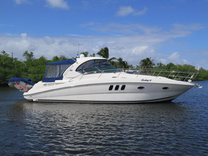 Used Sea Ray 390 Sundancer Express Cruiser Boat For Sale