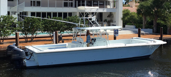 Used Perfection Catamaran Power Catamaran Boat For Sale
