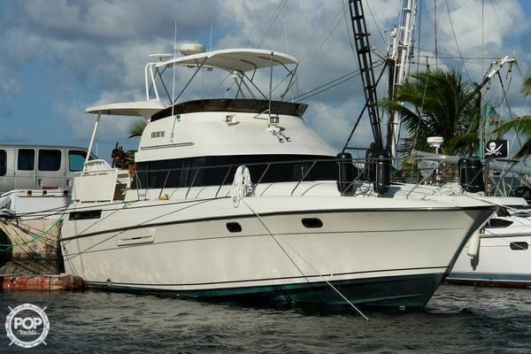 Used Silverton 41 Aft Cabin Aft Cabin Boat For Sale