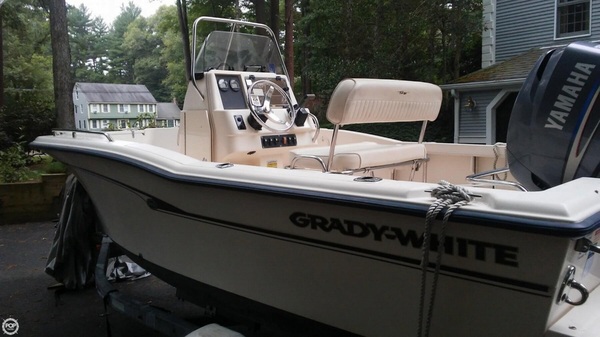 Used Grady-White 180 Sportsman Center Console Fishing Boat For Sale