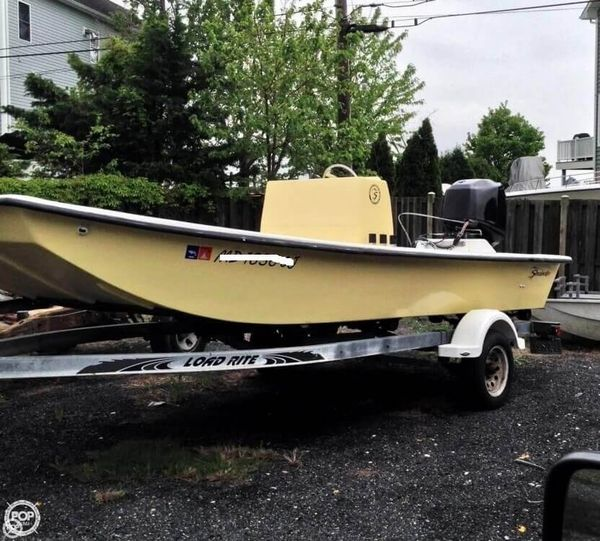Used Shoalwater 18 Flats Fishing Boat For Sale