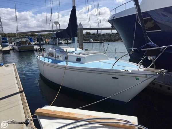 Used Columbia 36 Sloop Sailboat For Sale