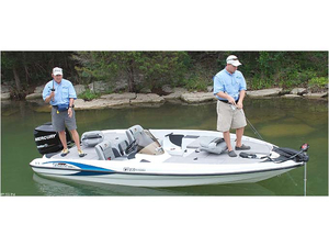 Used Triton Boats 17 Explorer Bass Boat For Sale
