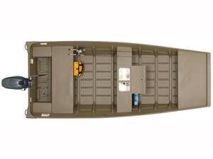 New G3 Boats 1448 LW Jon Boat For Sale