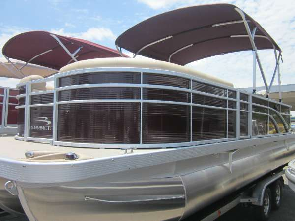 2016 New Bennington 24 Scwx Pontoon Boat For Sale Dothan